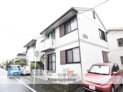 神奈川県相模原市中央区、古淵駅徒歩24分の築25年 2階建の賃貸アパート