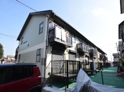神奈川県相模原市中央区、淵野辺駅徒歩17分の築19年 2階建の賃貸アパート