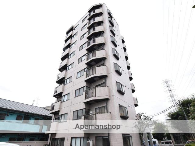 神奈川県相模原市中央区、古淵駅徒歩43分の築29年 9階建の賃貸マンション