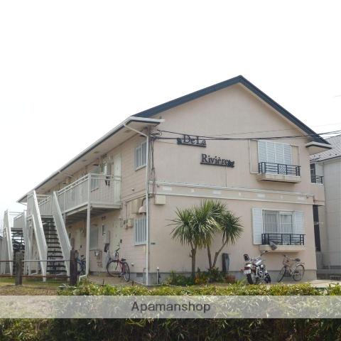 神奈川県相模原市緑区、相原駅徒歩15分の築21年 2階建の賃貸アパート