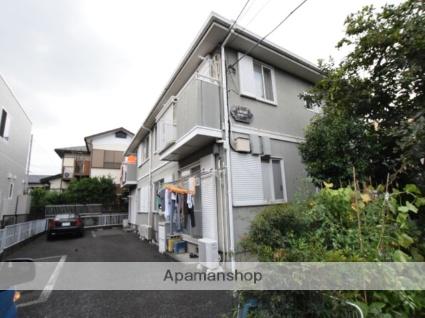 神奈川県相模原市中央区、淵野辺駅徒歩8分の築24年 2階建の賃貸アパート