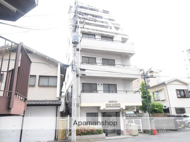 神奈川県相模原市中央区、南橋本駅徒歩1分の築27年 7階建の賃貸マンション