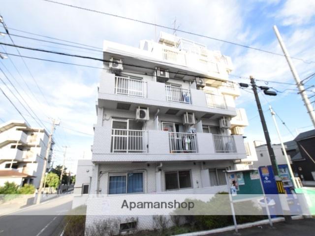 神奈川県相模原市緑区、橋本駅徒歩15分の築29年 5階建の賃貸マンション