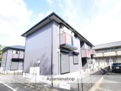 神奈川県相模原市緑区、橋本駅徒歩25分の築16年 2階建の賃貸アパート