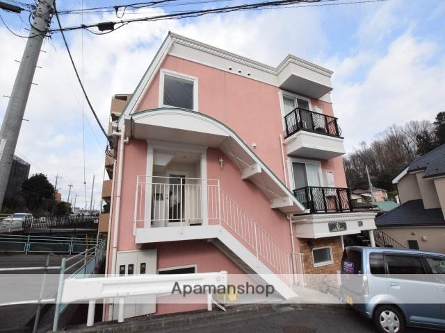 東京都町田市、橋本駅徒歩20分の築4年 3階建の賃貸アパート