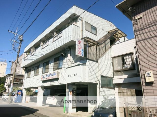 神奈川県相模原市中央区、橋本駅徒歩23分の築25年 3階建の賃貸マンション