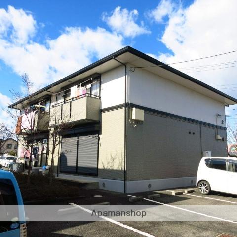 神奈川県相模原市緑区、橋本駅バス11分原宿下車後徒歩3分の築22年 2階建の賃貸アパート