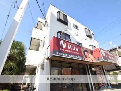 神奈川県相模原市緑区、橋本駅徒歩25分の築26年 3階建の賃貸マンション