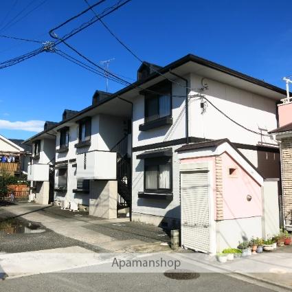 神奈川県相模原市緑区、橋本駅バス20分内出停下車後徒歩3分の築23年 2階建の賃貸アパート