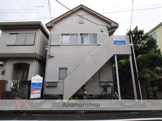 神奈川県相模原市中央区、淵野辺駅徒歩34分の築26年 2階建の賃貸アパート