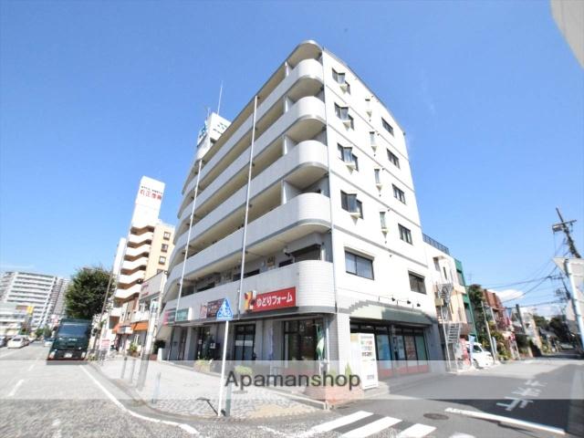 神奈川県相模原市中央区、矢部駅徒歩30分の築27年 6階建の賃貸マンション