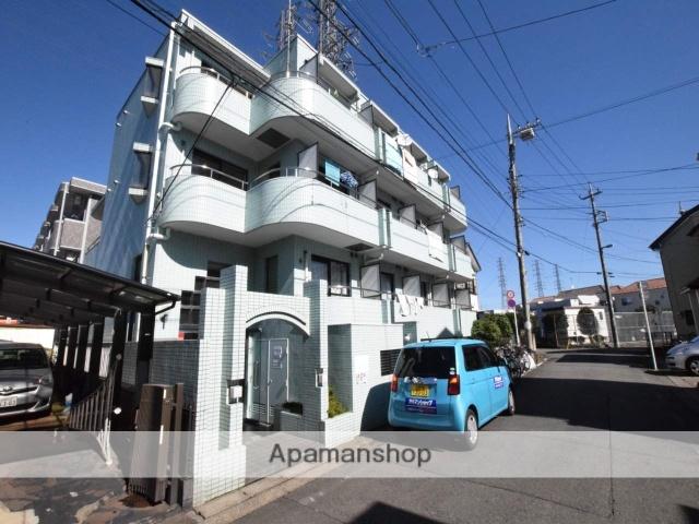 神奈川県相模原市緑区、橋本駅徒歩11分の築30年 4階建の賃貸マンション