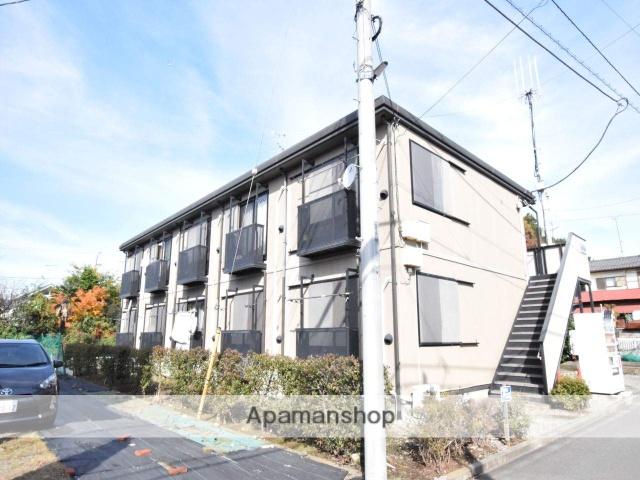 東京都町田市、淵野辺駅バス10分馬場十字路下車後徒歩3分の築14年 2階建の賃貸アパート