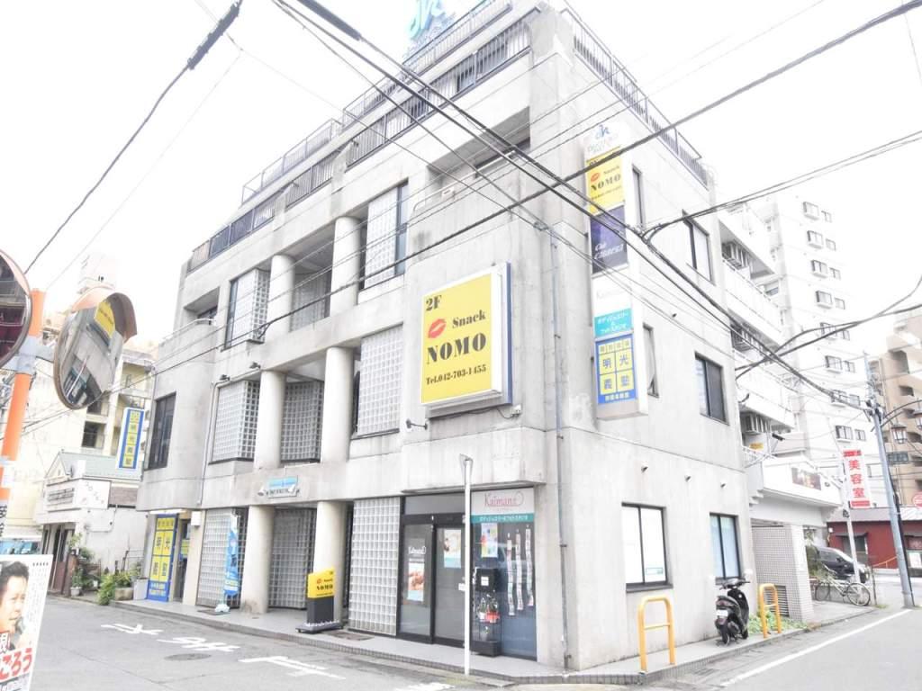 神奈川県相模原市中央区、相模原駅徒歩29分の築28年 5階建の賃貸マンション