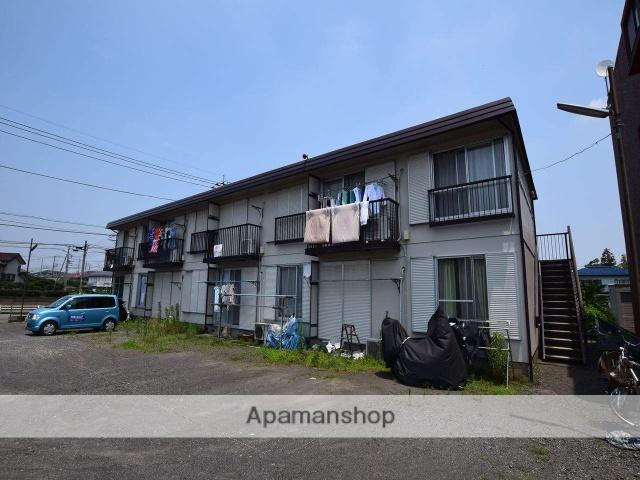 神奈川県相模原市緑区、橋本駅バス15分内出下車後徒歩2分の築28年 2階建の賃貸アパート