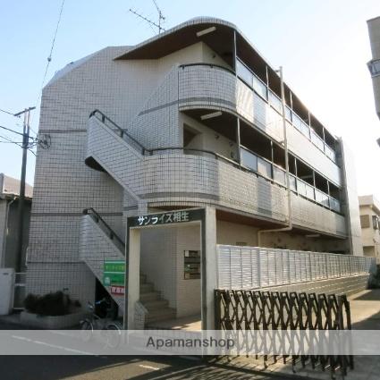 神奈川県相模原市中央区、矢部駅徒歩16分の築27年 3階建の賃貸マンション