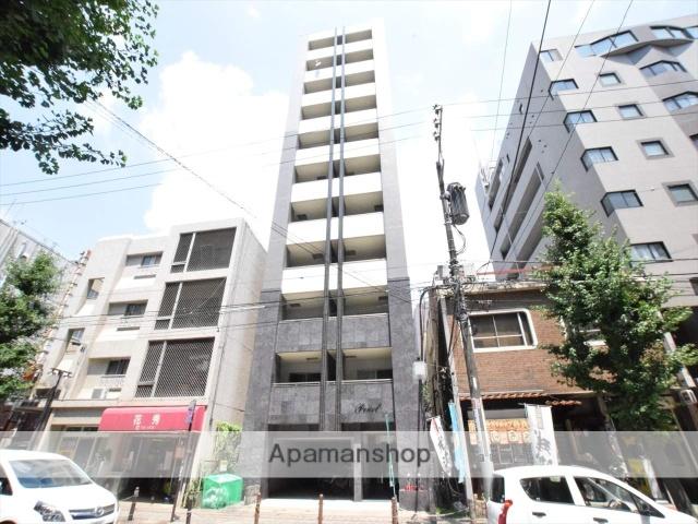 神奈川県相模原市中央区、矢部駅徒歩26分の築10年 11階建の賃貸マンション