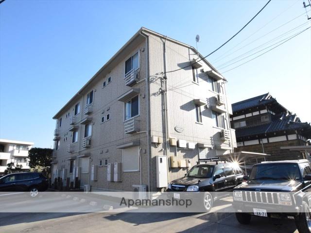 神奈川県相模原市中央区、淵野辺駅徒歩25分の築9年 3階建の賃貸マンション
