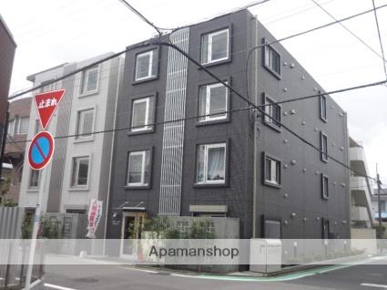 神奈川県相模原市中央区、淵野辺駅徒歩14分の築7年 4階建の賃貸マンション