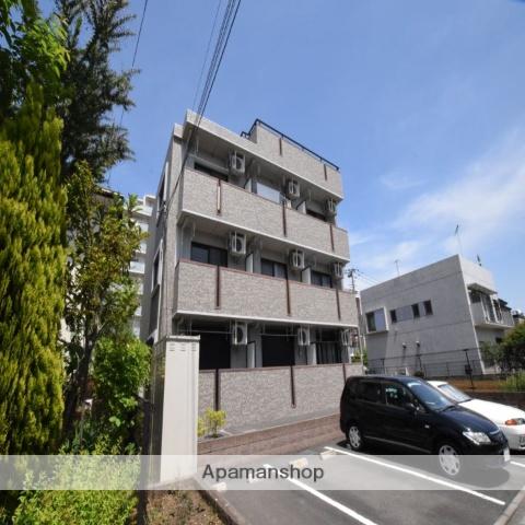 東京都町田市、多摩境駅徒歩13分の築10年 3階建の賃貸マンション