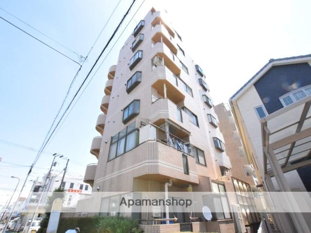 神奈川県相模原市緑区、橋本駅徒歩15分の築29年 7階建の賃貸マンション