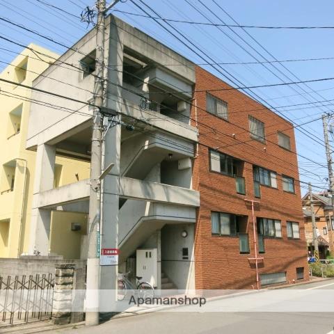 神奈川県相模原市緑区、橋本駅徒歩9分の築22年 3階建の賃貸マンション