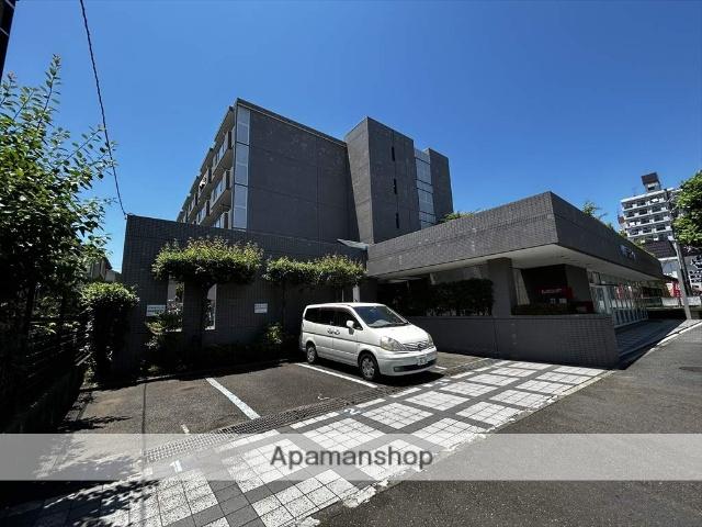 神奈川県相模原市中央区、淵野辺駅徒歩24分の築23年 5階建の賃貸マンション