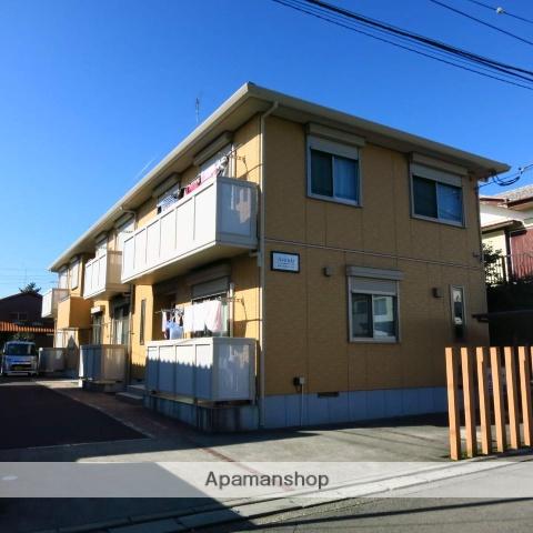 神奈川県相模原市中央区、古淵駅徒歩30分の築8年 2階建の賃貸アパート