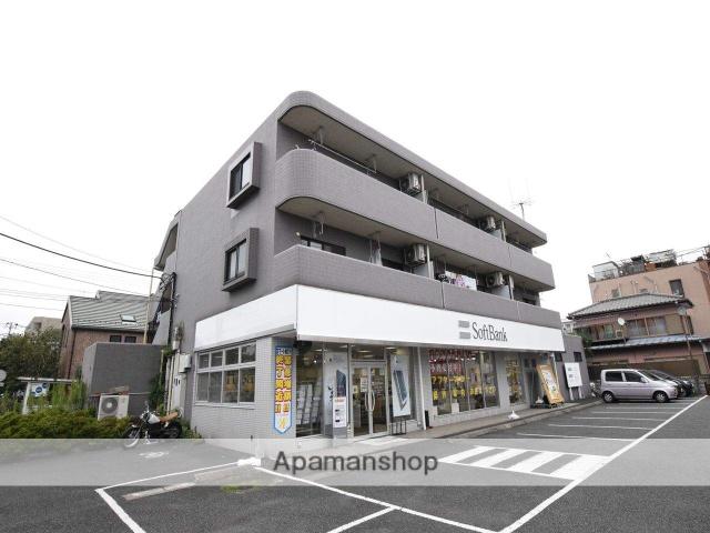神奈川県相模原市中央区、淵野辺駅バス10分星ヶ丘下車後徒歩3分の築18年 3階建の賃貸マンション