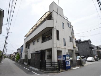 神奈川県相模原市中央区、古淵駅徒歩18分の築27年 3階建の賃貸マンション