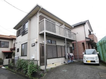 神奈川県相模原市中央区、矢部駅徒歩18分の築24年 2階建の賃貸テラスハウス