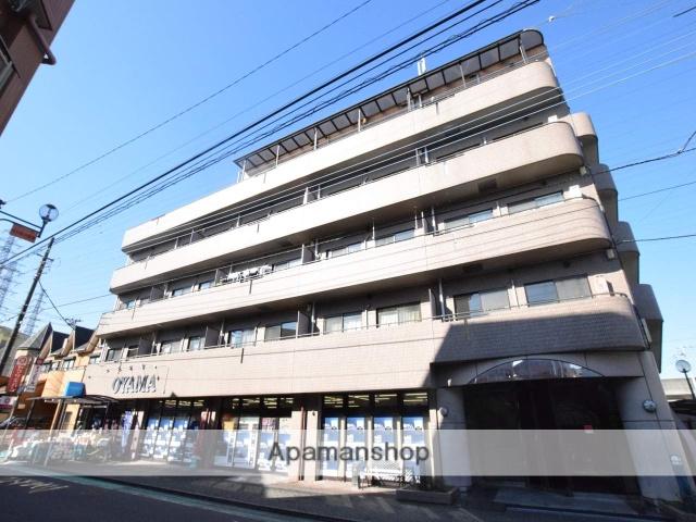 神奈川県相模原市緑区、橋本駅徒歩9分の築19年 5階建の賃貸マンション