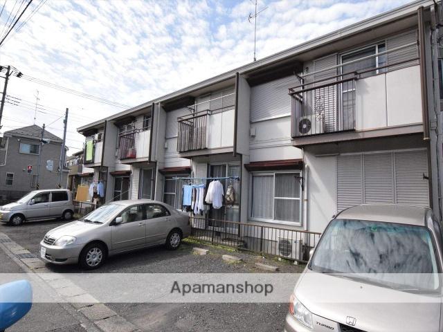 神奈川県相模原市中央区、古淵駅徒歩40分の築29年 2階建の賃貸アパート