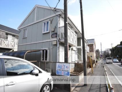 神奈川県相模原市中央区、淵野辺駅徒歩18分の築26年 2階建の賃貸アパート