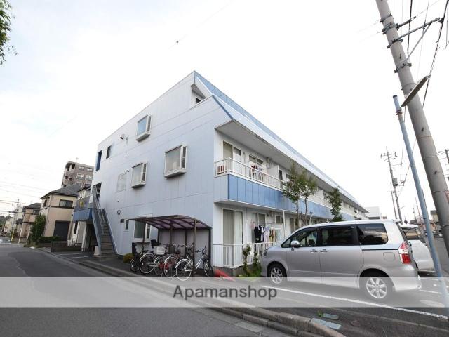 神奈川県相模原市中央区、相模原駅徒歩23分の築24年 3階建の賃貸マンション