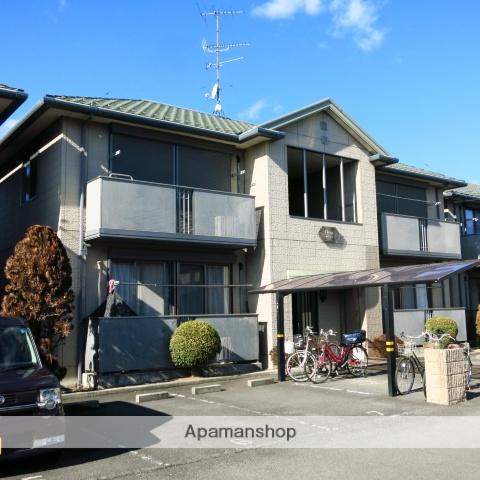 神奈川県相模原市中央区、相模原駅徒歩15分の築18年 2階建の賃貸アパート