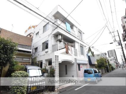神奈川県相模原市中央区、淵野辺駅徒歩16分の築27年 3階建の賃貸マンション