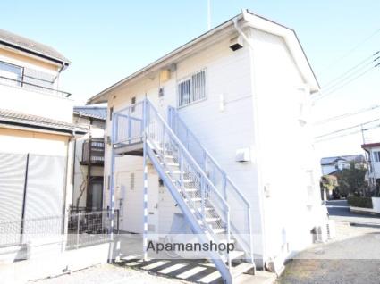 神奈川県相模原市緑区、橋本駅バス8分南町下車後徒歩3分の築29年 2階建の賃貸アパート