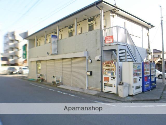 神奈川県相模原市緑区、橋本駅徒歩7分の築21年 2階建の賃貸アパート