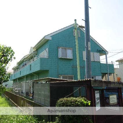 東京都町田市、橋本駅徒歩17分の築27年 2階建の賃貸アパート