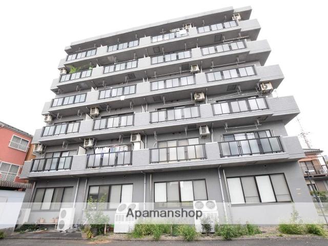 神奈川県相模原市緑区、橋本駅徒歩10分の築24年 6階建の賃貸マンション