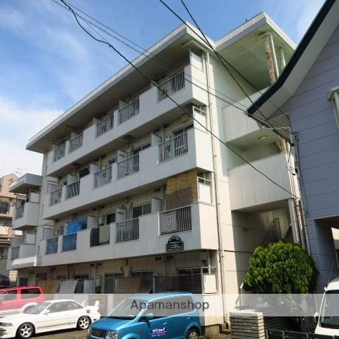 神奈川県相模原市緑区、橋本駅徒歩20分の築28年 4階建の賃貸マンション