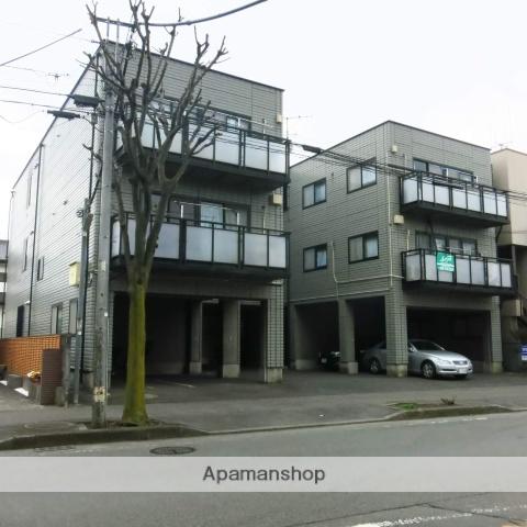 神奈川県相模原市中央区、淵野辺駅徒歩14分の築19年 3階建の賃貸マンション