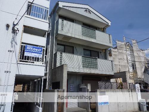 神奈川県相模原市中央区、淵野辺駅徒歩10分の築29年 3階建の賃貸マンション