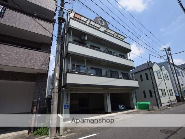 神奈川県相模原市緑区、橋本駅徒歩12分の築29年 4階建の賃貸マンション