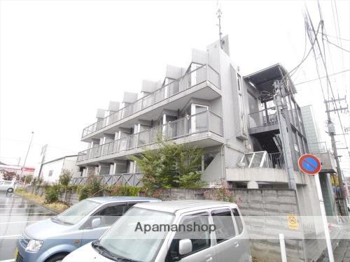 神奈川県相模原市緑区、橋本駅徒歩5分の築25年 4階建の賃貸マンション