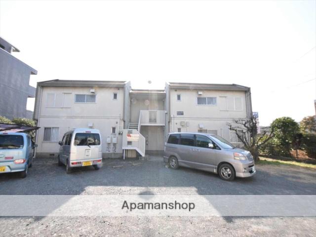 神奈川県相模原市中央区、淵野辺駅徒歩5分の築26年 2階建の賃貸アパート