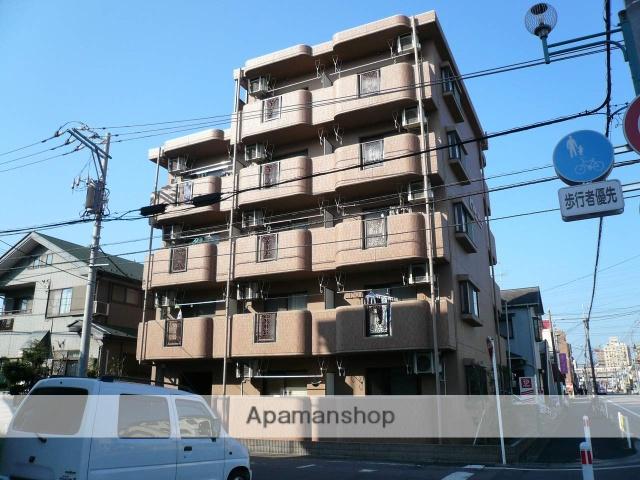 神奈川県相模原市緑区、橋本駅徒歩10分の築15年 5階建の賃貸マンション