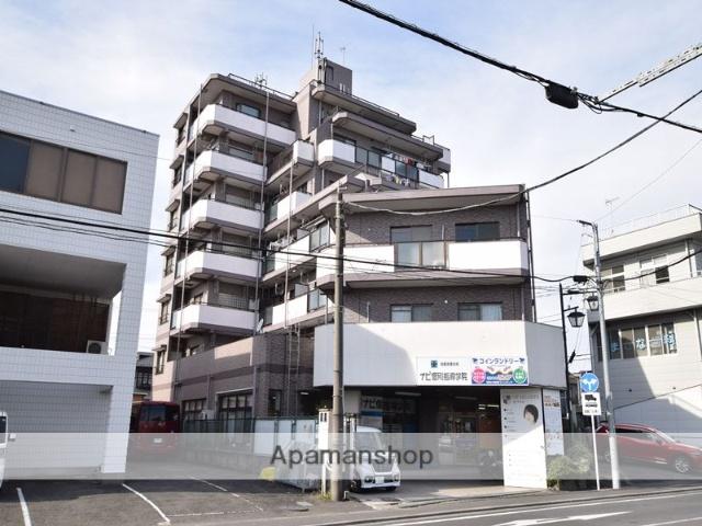 神奈川県相模原市緑区、橋本駅バス10分二本松下車後徒歩1分の築23年 7階建の賃貸マンション