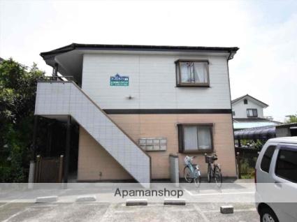 神奈川県相模原市中央区、淵野辺駅徒歩26分の築24年 2階建の賃貸アパート